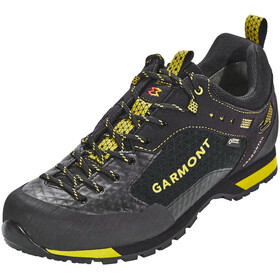 Garmont Dragontail N.Air.G GTX Shoes Men Black/Dark Yellow